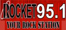 Rocket 95.1 radio station
