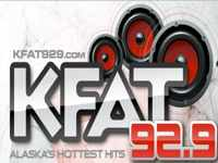 KFAT 92.9 Anchorage radio station
