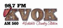 KVOK AM radio station