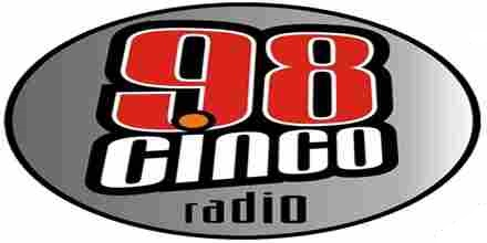 98 Cinco Radio radio station
