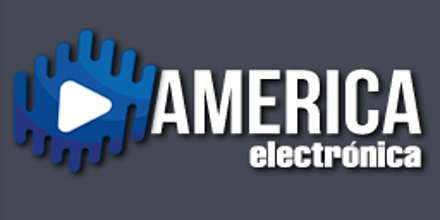 America Electronica radio station