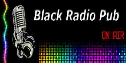 Black Radio Pub radio station
