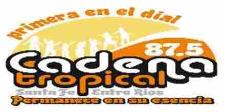 Cadena Tropical 87.5 radio station