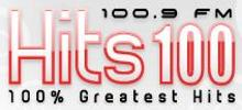 Hits 100 FM radio station
