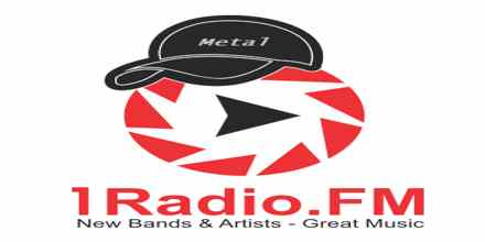 1Radio FM Metal radio station