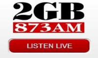 2GB 873AM radio station