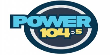Power 104.5FM radio station
