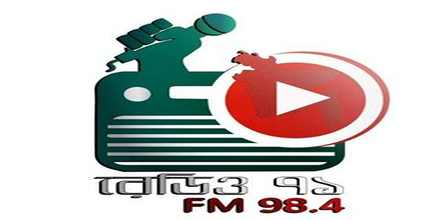 Radio Ekattor 98.4 FM radio station