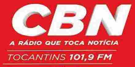 CBN Tocantins radio station