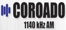 Coroado AM radio station