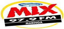 Mix FM Maringa radio station