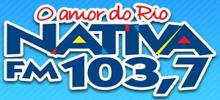 Nativa FM 103.7 radio station