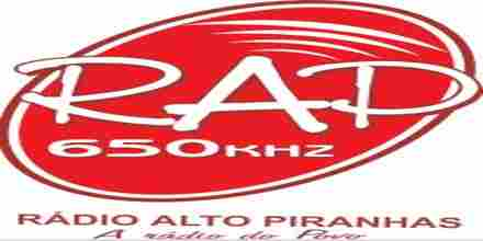 Radio Alto Piranhas radio station