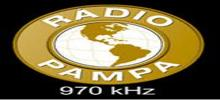 Radio Pampa 970 AM radio station