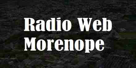 Radio Web Morenope radio station