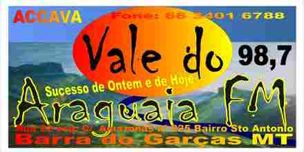Vale do Araguaia FM radio station