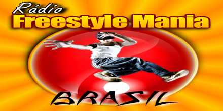 Radio Freestyle Mania Brasil radio station