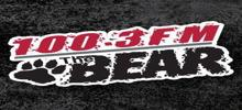 100.3 The Bear radio station