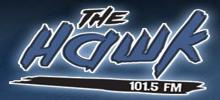101.5 The Hawk radio station