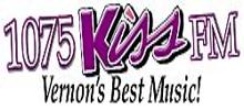 107.5 kiss FM radio station