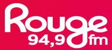 94.9 Rouge FM radio station