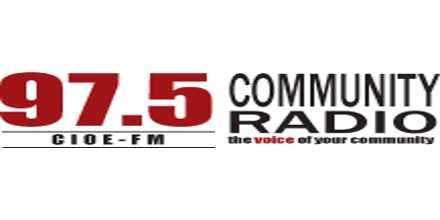 97.5 Community Radio radio station