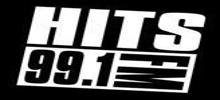 99.1 HITS FM radio station