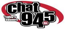 CHAT 94.5 FM radio station