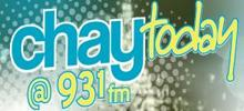 CHAY Today radio station