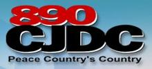 CJDC Country Radio radio station
