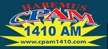 CPAM 1410 AM radio station