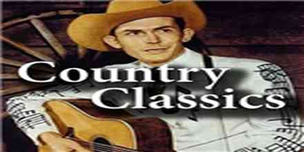 Calm Radio Country Classics radio station