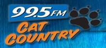 Cat Country 99.5 radio station