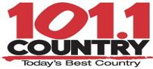 Country 101.1 radio station