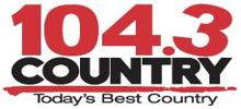 Country 104.3 radio station