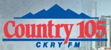 Country 105 radio station