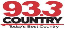 Country 93.3 radio station