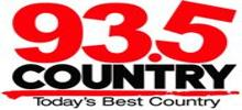 Country 93.5 radio station