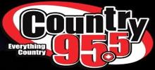 Country 95.5 radio station