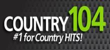 Country104 radio station