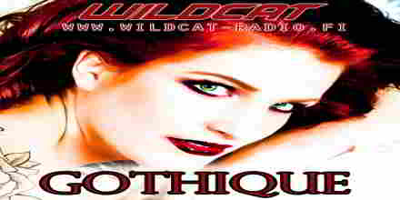 Gothique Wild Cat radio station