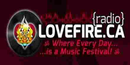 LoveFire Radio radio station