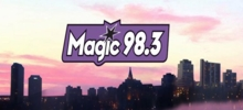 Magic 98.3 FM radio station