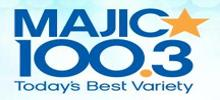 Majic 100.3 radio station