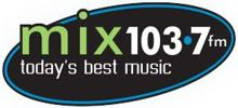 Mix 103.7 FM radio station