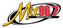 Mix 96.7 radio station