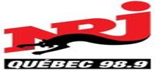 NRJ 98.9 Quebec radio station