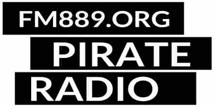 Pirate Radio 88.9 FM radio station