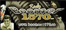 Radio Boomer 1570 AM radio station