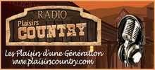 Radio Plaisirs Country radio station